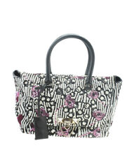 Valentino Demilune Multi-Color Sequin Leather 2- Way Bag