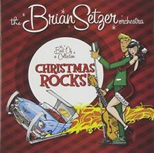 Brian Setzer Orchestra - Christmas Rocks: The Best-Of Collection (NEW CD)