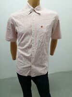Camicia TIMBERLAN Uomo Taglia Size M Shirt Man Chemise Homme Cotone 7899