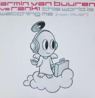 """Armin van Buuren vs.Rank1 """"This World Is Watching Me"""" *ARMA081/Cosmic Gate Remix"""