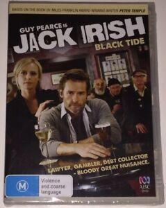 🆕 Jack Irish: Black Tide DVDR4
