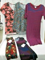 Lot o5 LuLaRoe NEW Irma Classic T Cassie Lynnae Julia Size XS & S NWT Resale ARE