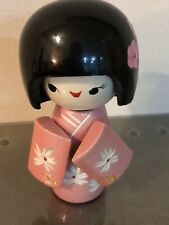 Sally Giapponese Autentico Bambola Kokeshi