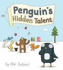 Penguin's Hidden Talent (2012, Hardcover)