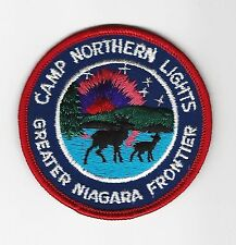 BOY SCOUT  CAMP NORTHERN LIGHTS  GREATER NIAGARA FRONTIER CNCL   NY