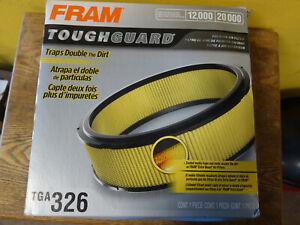 NEW FRAM Tough Guard TGA326 Engine Motor Air Filter