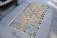 Turkish Oushak  Rug,Bohemian Antique Carpet,Nomadic Rug,Floor Rugs,Carpets
