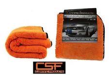 CSF Promo Pack Orange Towel Delirium DC02 Trockentuch + CC 02 Poliertuch NEU!!