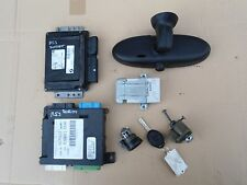Bmw mini cooper s R53 ecu clé allumage ews bcm lock set facelift 2004-2006