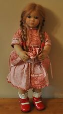 boxed Annette Himstedt doll Anna 1 boxed with certificate