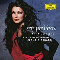 Anna Netrebko Sempre libera (2004, & Mahler Chamber Orch./Abbado) [CD]