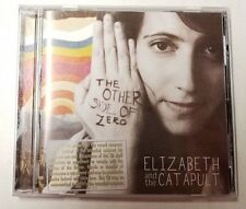 PROMO The Other Side of Zero by Elizabeth & the Catapult (CD 2010 Verve Fore)
