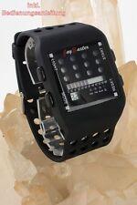 orologio Jay Baxter matrix digitale bracciale in gomma