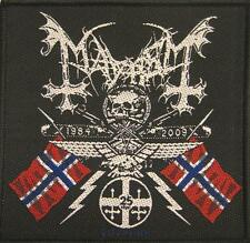 Mayhem écusson/patch # 8