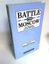 BOOK WW2 Battle for Moscow Parrish 1942 Soviet General Staff Study op 1st 89