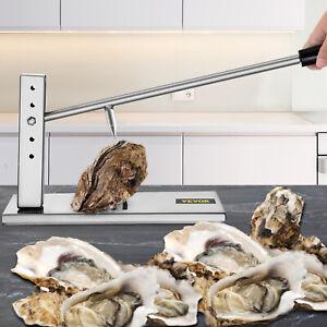 VEVOR Oyster Shucker Machine Clam Opener Machine Adjustable Oyster Shucking Tool