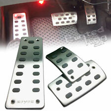 For Honda CIVIC 9TH NINTH GENERATION STAINLESS STEEL PEDAL PADS BRAND