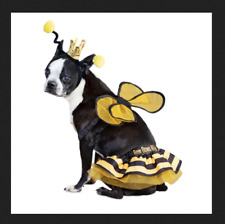 Bootique Pet Costume - Bee Royalty - XS - Extra Small - New