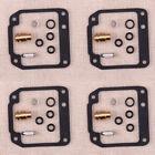 4 Set Carburetor Repair Kit Fit For Yamaha FZ600 Radian 600 YX600 S/SC T/TC W/WC