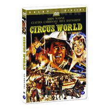 Circus World (1964) DVD - Henry Hathaway, John Wayne (*NEW *All Region)