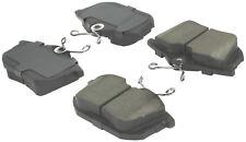 Disc Brake Pad Set-Premium Ceramic Pads with Shims Rear Centric 301.08380