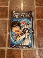 Sorcerer Hunters Volume 5 English Manga Ray Omishi Tokyopop FREE SHIPPING