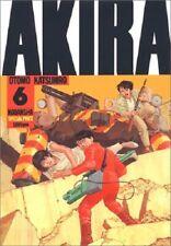 Katsuhiro Otomo manga: Akira 6 Japan 406319339X