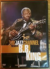B.B. King: The Jazz Channel Presents: BET on Jazz (DVD, 2001)