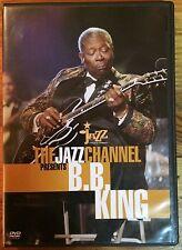 B.B. King: The Jazz Channel Presents: BET on Jazz (DVD, 2001)