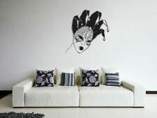 ik1186 Wall Decal Sticker Venetian mask Venice Carnival bedroom