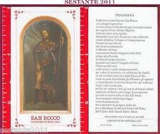 3442 SANTINO HOLY CARD SAN S. ROCCO PATRONO DI NOCI BA