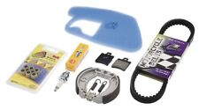 151500 kit tagliando cinghia rulli candela aria freni MBK BOOSTER STUNT BWS 2004