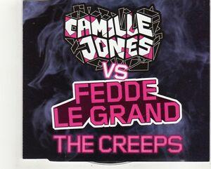 (GV306) Camill Jones VS Fedde Le Grand, The Creeps - 2007 CD
