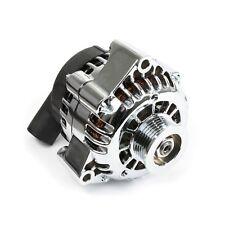 High Output GM Alternator - F Body LS1 LS6- 180 amp Chrome - CS130D Style Chrome
