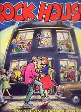 ROCKHOUSE stray cats MATCHBOX rockpile DARTS e.a. EX LP UK RONCO REC 1981