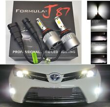 LED Kit N2 72W 9005 HB3 6000K White Two Bulbs Head Light Dual Beam Replacement