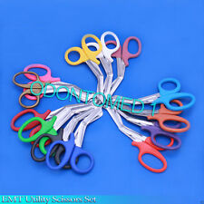 100 Emt Shears Scissor Bandage Paramedic Ems Supplies 55 10 Colors
