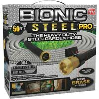 Bionic Steel Pro 5/8 In. Dia. X 50 Ft. L. Garden Hose 2428  - 1 Each