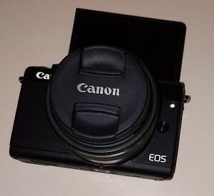 Fotocamera Digitale Canon EOS M100 24,2 Mpix con Obiettivo EF-M 15-45 mm