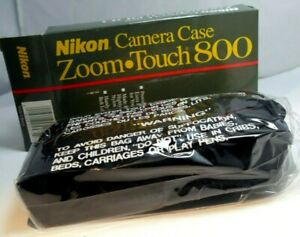 Soft Case for NIKON zoom touch 800 35mm camera point and shoot Coolpix