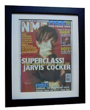 PULP+Common People+NME 1995+RARE ORIGINAL+VINTAGE+POSTER+FRAMED+FAST GLOBAL SHIP