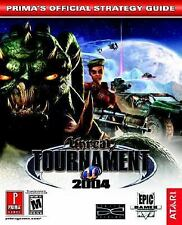 Unreal Tournament 2004 (Prima's Official Strategy Guide)