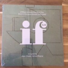 Various ‎– If Music Presents..... VINYL 2016 - NEW SEALED (See Pics Please)