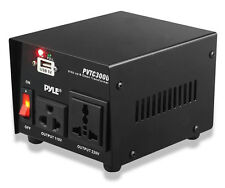 Pyle PVTC300U 300W Step Up & Down Voltage Converter Transformer AC 110/220 V