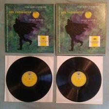 DGG Tulip 2 LP box set w booklet Jochum 138 639/40 SLPM Weber Der Freischutz exc
