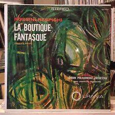 [CLASSICAL]~SEALED LP~ROSSINI-RESPIGHI~La Boutique Fantasque~RENE LEIBOWITZ~LPO~