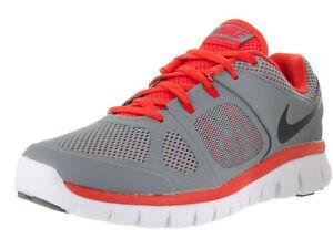 Nike Flex 2014 RN (GS) 643241-008 Cool Gray Mesh Running Shoes Youth Junior Boy