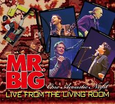 MR. BIG One Acoustic Night - Live from the Living Room CD NEW SEALED