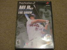 MLB the Show 07, 08, 09, 10, 11, 12  PS2   6  Game Lot Complete Tested Works