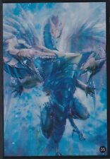 (100)Yugioh Trishula, Dragon of the Ice Barrier Card Sleeves 62x89mm 100PCS #35